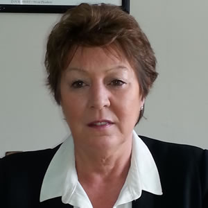 Mugshot of Liz Cook chartered legal executive in Hull East Yorkshire