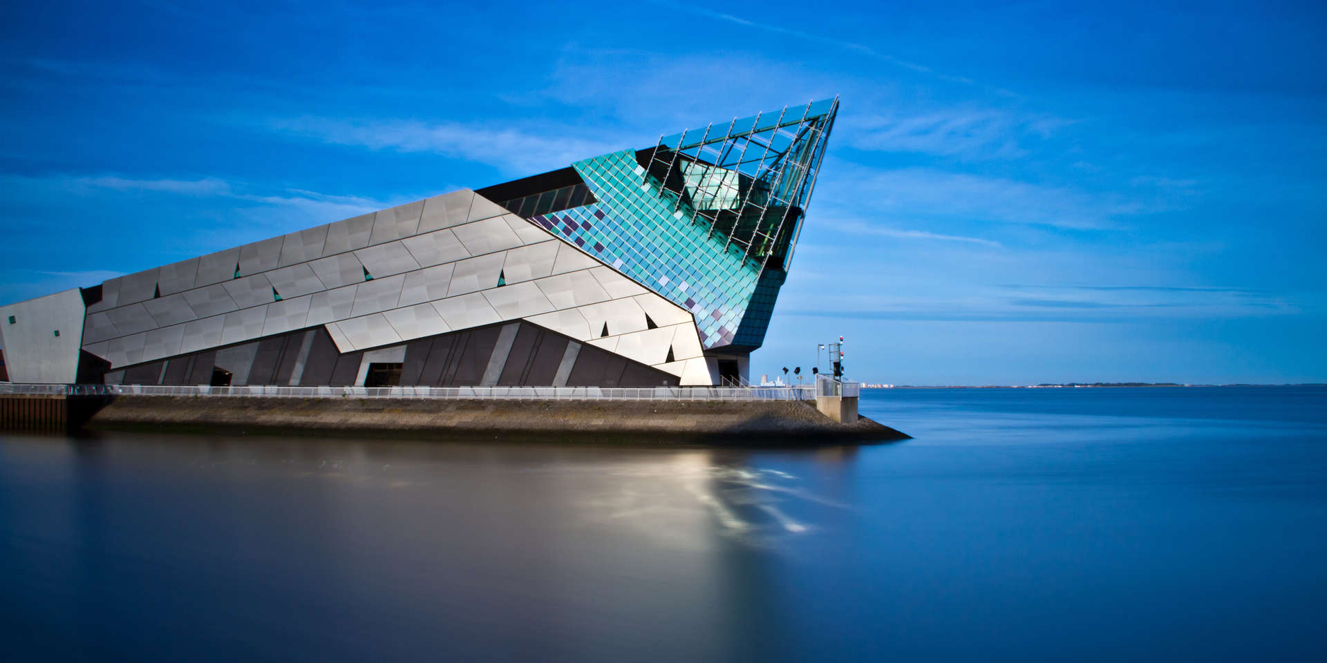 The Deep in Hull - a local landmark for Brewer Wallace Solicitors